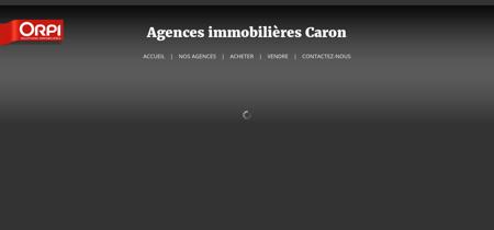 CARON IMMOBILIER - Agences Immobilières...