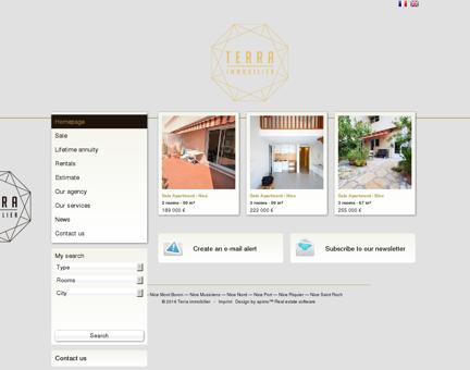 Agence immobilière Nice Riquier - Achat...