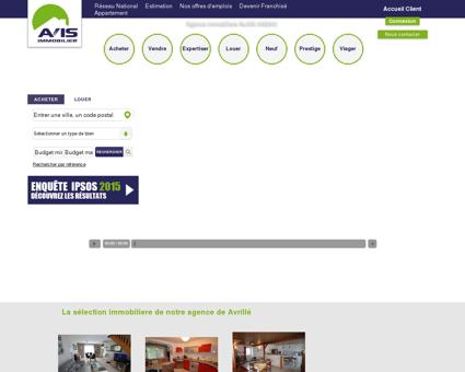 Avis immobilier Avrillé