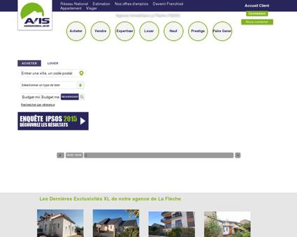 Avis immobilier La Flèche