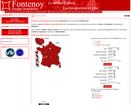 Fontenoy Groupe Immobilier