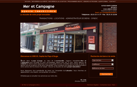 Immobilier Lisieux