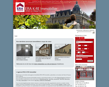 Immobilier VITRY LE FRANCOIS, achat maison...