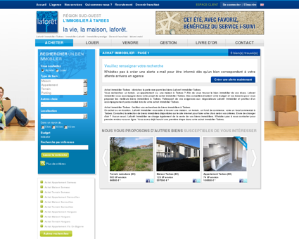 Achat immobilier - page 1 - achat...