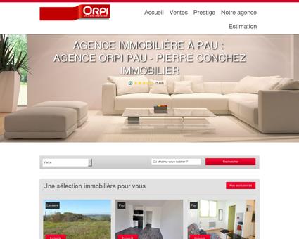Immobilier à Pau (64), Vente et Location...