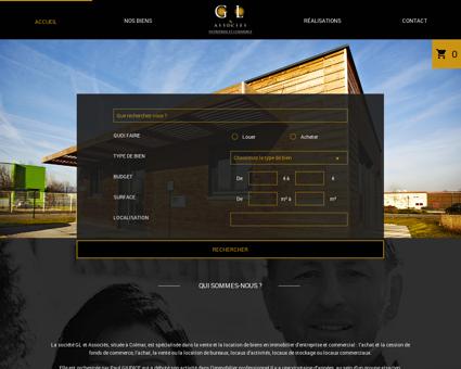 Agence Immobilière GL Associés - Location -...