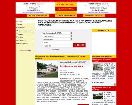Agence immobilière à JUVIGNY, vente maison...