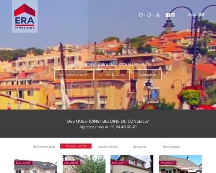 Immobilier Ozoir la Ferrière : Achat et vente...