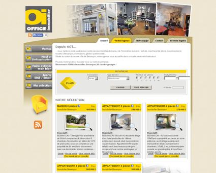 Office Immobilier Besançon : vente...