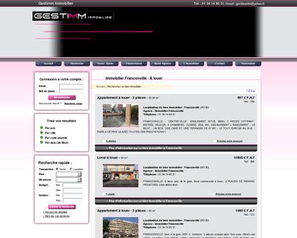 Immobilier Franconville - À louer