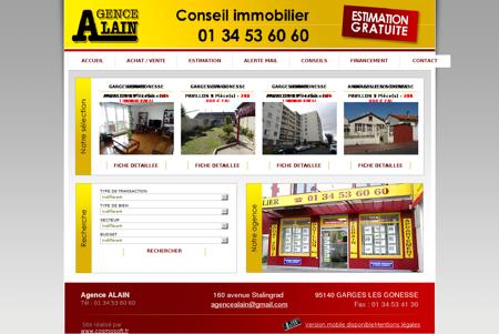 Immobilier Garges Les Gonesse - Val d'oise -...