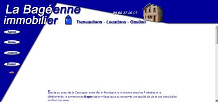 La Bagéenne Immobilier - Agence