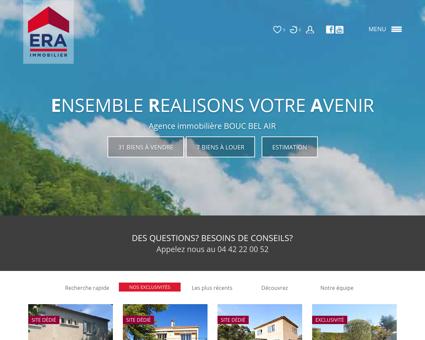 Immobilier Bouc Bel Air : Achat et vente...