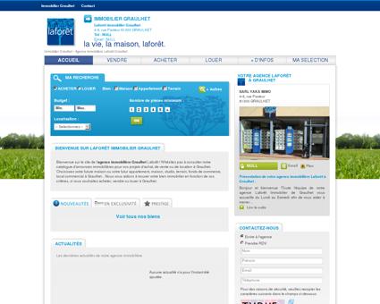 Immobilier Graulhet - Agence immobilière à...