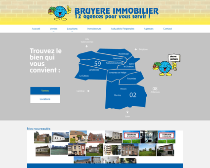 Bruyère immobilier - Agence Immobilière -...