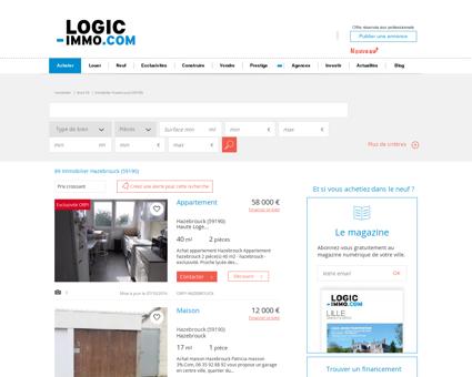 Achat Hazebrouck 59190: biens immobiliers