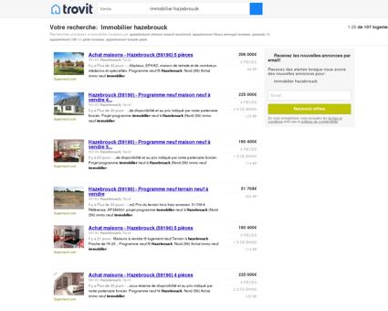 Immobilier à Hazebrouck - Acheter un bien sur Hazebrouck?