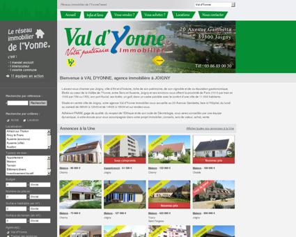 Agence immobilière à Joigny (Yonne - 89) | Val...