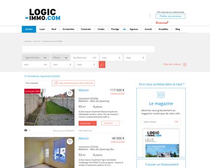 Achat Hautmont 59330: biens immobiliers -...
