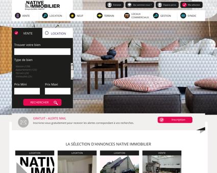 Agence immobilière Reims | Vente / Location...