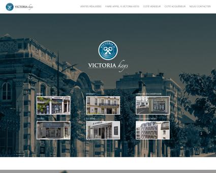 Victoria Keys agence immobilière présent à...
