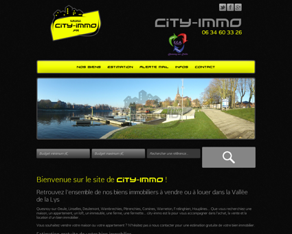 City-Immo : agence immobilière