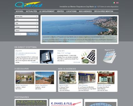 Immobilier Menton et Roquebrune Cap Martin...