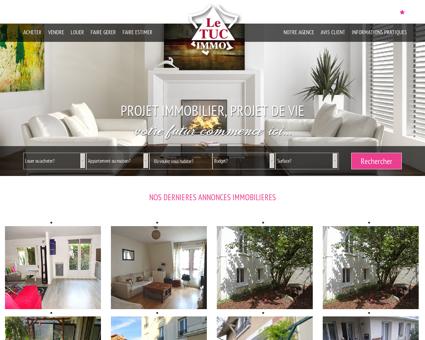 Agence immobilière Châtillon | Le TUC...