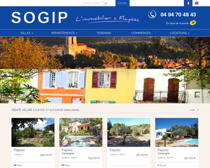 Immobilier Draguignan Flayosc maison...