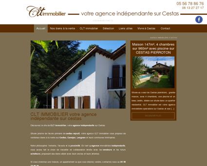 Agence immobilière à Cestas, vente...