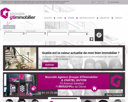 Agence Immobilière Loire 42 - Rhône-Alpes et...
