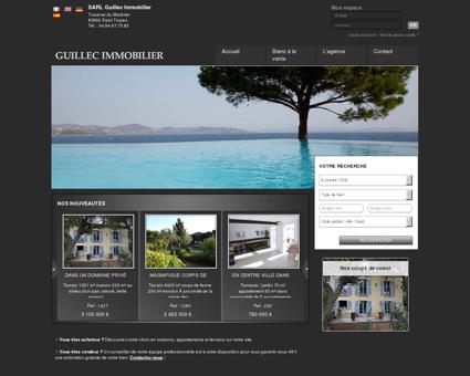 immobilier Saint-tropez, Gassin, Ramatuelle,...
