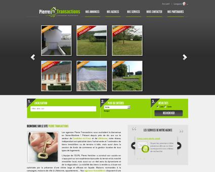 Immobilier Lillebonne | Pierre Transactions
