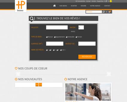 HP Immo - Agence immobilière à Saint Amant...