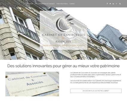 Conseil gestion de patrimoine  Cabinet de...