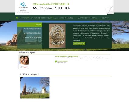 Notaire CINTEGABELLE (31) - Me Stéphane...