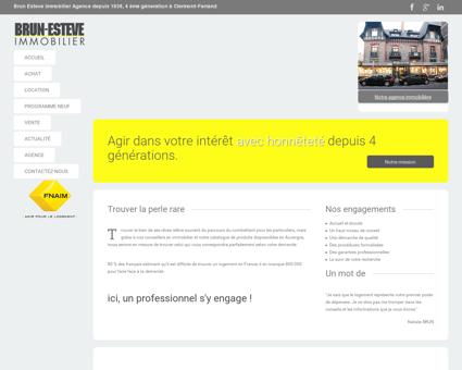 Brun Esteve Immobilier - Agence immobilière...