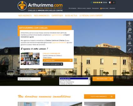 Expert Immobilier Arthurimmo.com : CHELLES...