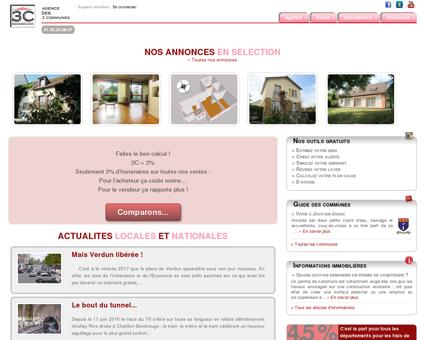 Agence des 3 communes | L'immobilier en...