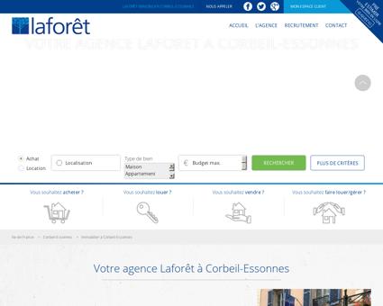 Immobilier Corbeil Essonnes 91100 -...