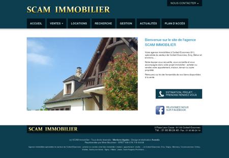 SCAM Immobilier : Acheter et vendre votre...
