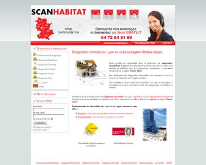 Diagnostic immobilier Lyon   ScanHabitat
