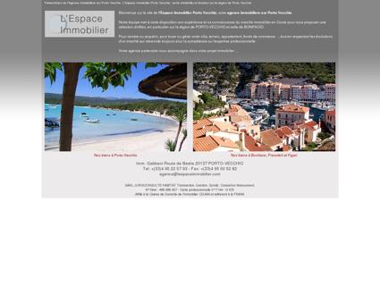 Présentation de l'Agence Immobiliere sur Porto...