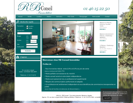 RB Conseil Immobilier