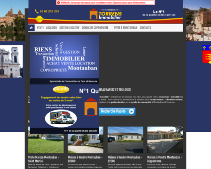 Agence Immobiliere Montauban - Torrens...
