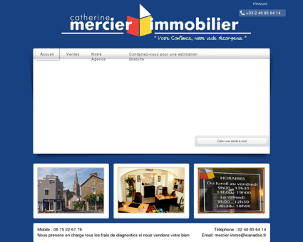 Immobilier Couëron - Agence immobiliere...