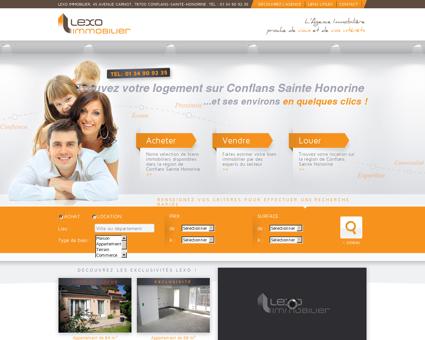 Agence immobilière Conflans Sainte Honorine...