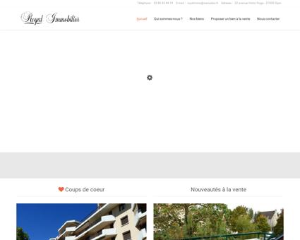 Agence immobilière Dijon : Royal immobilier....