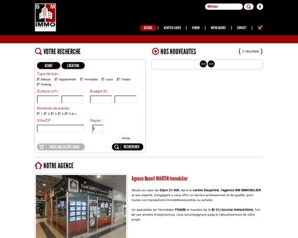 BM Immobilier, Agence Immobilière à Dijon -...
