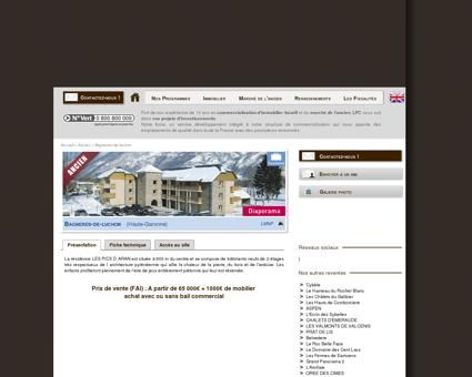 LPC - revente - residence: Bagneres-de-Luchon...